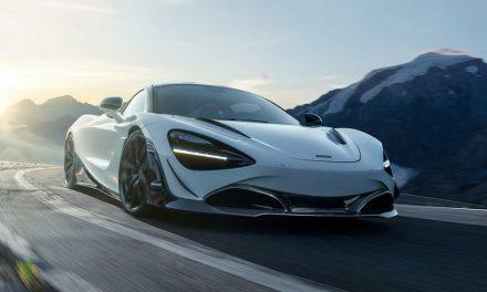 McLaren 720S – Ár itt már nem számít, jöhet a teljesítmény