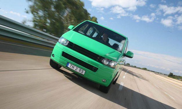 Egy Volkswagen kisbusz átalakulása, avagy Multivan másképp
