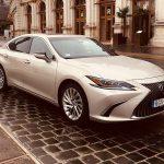 Komoly ellenfél – Lexus ES 300h Luxury teszt