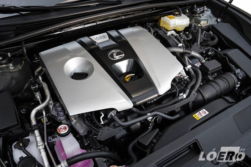 A motor kellően erős, kellemesen, hangtalanul jár és hihetetlenül gazdaságos, a Lexus ES 300h fogyasztás városban sem haladta meg a 6 litert.
