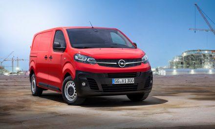 Opel Vivaro 2019, itt a C generáció