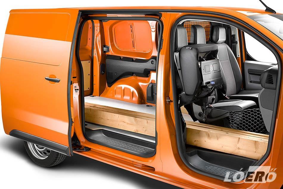 Az Opel Vivaro 2019-es C generációja a PSA platformnak köszönhetően már három méretben is elérhető lesz.