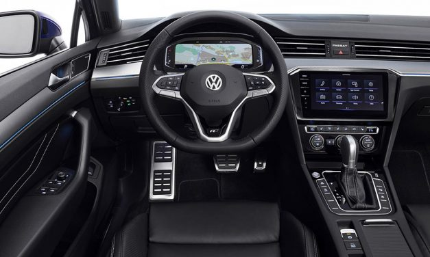 Új Volkswagen Passat kombi – Remek felszereltség keveseknek