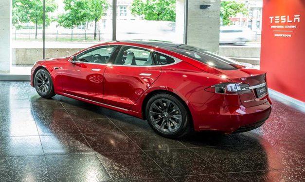 Megnyílt a budapesti Tesla szalon