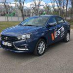 Robotizált orosz ismerős – Lada Vesta Sedan Lux 1.6 AMT