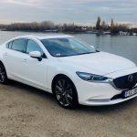 A sikersztori folytatódhat – Mazda 6 Sedan teszt