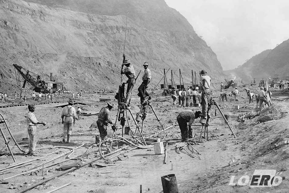 Feltevések szerint a Panama-csatorna építése során több mint 27 ezer ember vesztette életét.