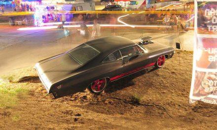 A Rednex a 18. Nemzetközi Amerikai Autó Fesztiválon