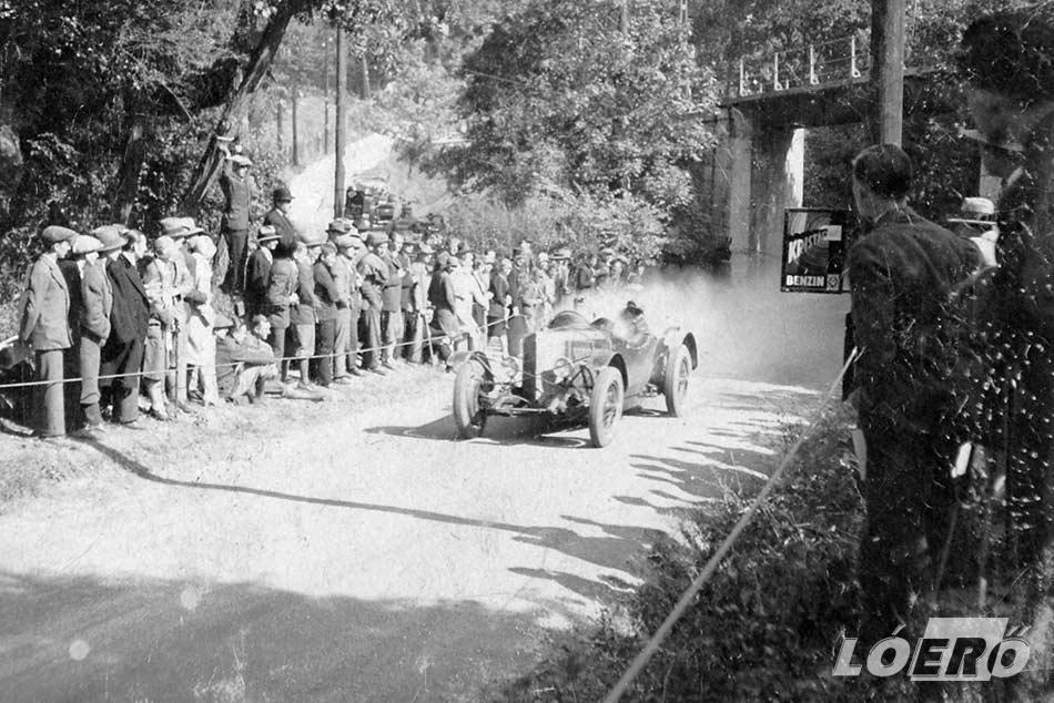 Európa egyik legkedveltebb küzdelme a Svábhegyi Autóverseny lett, a technikás pályának és a gyönyörű környezetnek köszönhetően.
