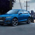 Remek fogyasztással az Audi Q5 plug-in hybrid