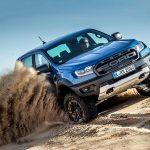 Érkezik az új Ford Ranger Raptor Magyarországra