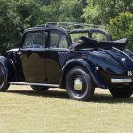 Mercedes 130H 1934 – Hátramenet