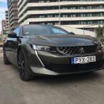 Szívdöglesztő, mint Delon – Új Peugeot 508 GT-line teszt