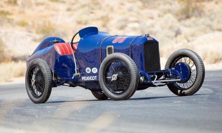A legdrágább – Peugeot L45