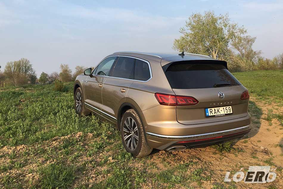 Az új Volkswagen Touareg által nyújtott minőség és dizájn messze élenjáró a kategóriájában.