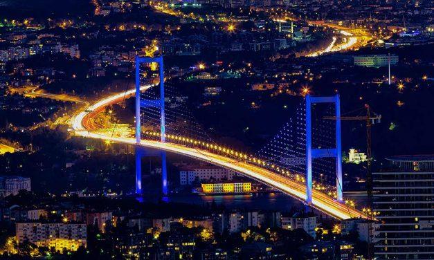 Boszporusz híd – A világ első kontinenseket összekötő hídja