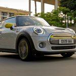 Jön a tisztán elektromos Mini Cooper SE