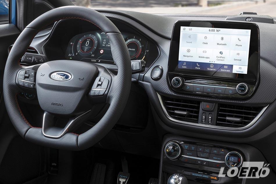 Ízléses, jól kihasználható kis városi rohangálónak ígérkezik a Ford Puma crossover változata.