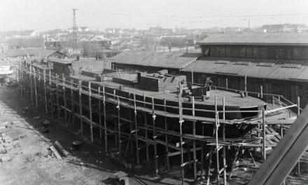 A Kassa hajó története, Debrecen, és a Trip