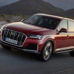 A Q7-es Audi terepjáró funkciókkal is erősít