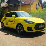 A darázscsípés ára – Suzuki Swift Sport 1.4 Boosterjet teszt