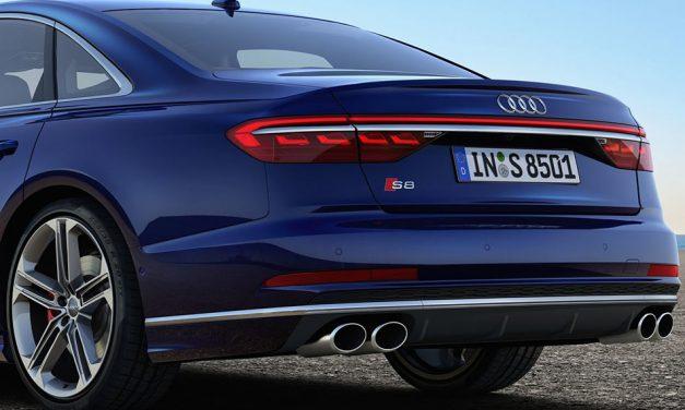Tudták még fokozni – Itt az új Audi S8