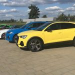 Győr legújabb büszkesége – Audi Q3 Sportback