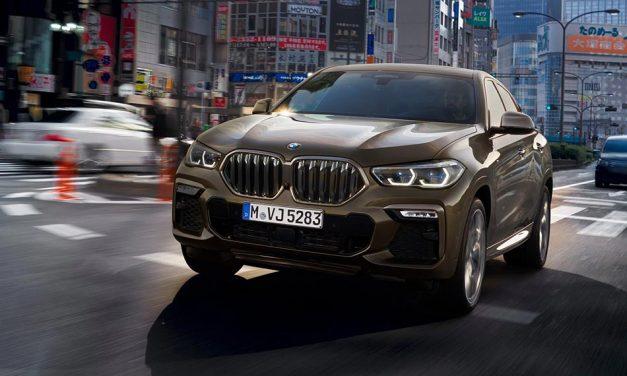 A BMW X6 2019-ben pótolja legnagyobb hiányosságát!