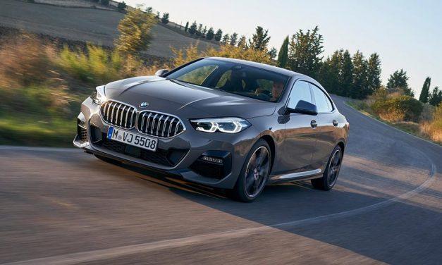 Ó, de szép a kicsike! – Itt a BMW 2 Gran Coupé