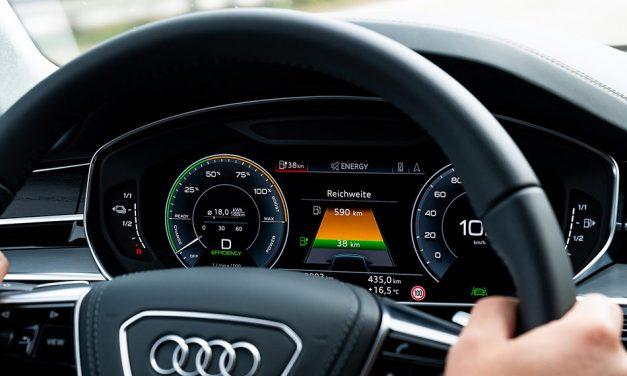 Jön az Audi A8 plug-in hybrid változata