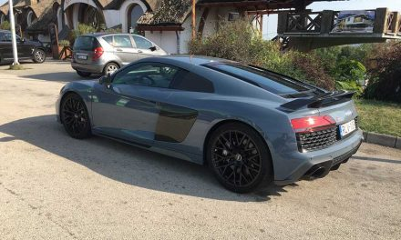 Ingolstadt krémje – Audi Driving Experience 2019