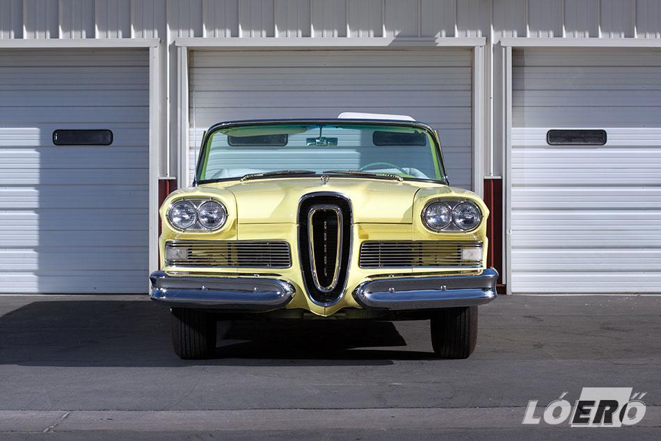 A nagy reklám ellenére is úgy gondolták a vásárlók, hogy az Edsel Citation csupán egy jól felszerelt Ford, egy különleges hűtőráccsal feldobva.