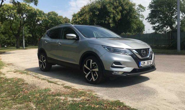 Drága és dadogós – Nissan Qashqai DCT váltó teszt
