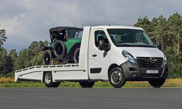 Tapasztalt és mindenre kaphatót szeretnél? – Opel Movano