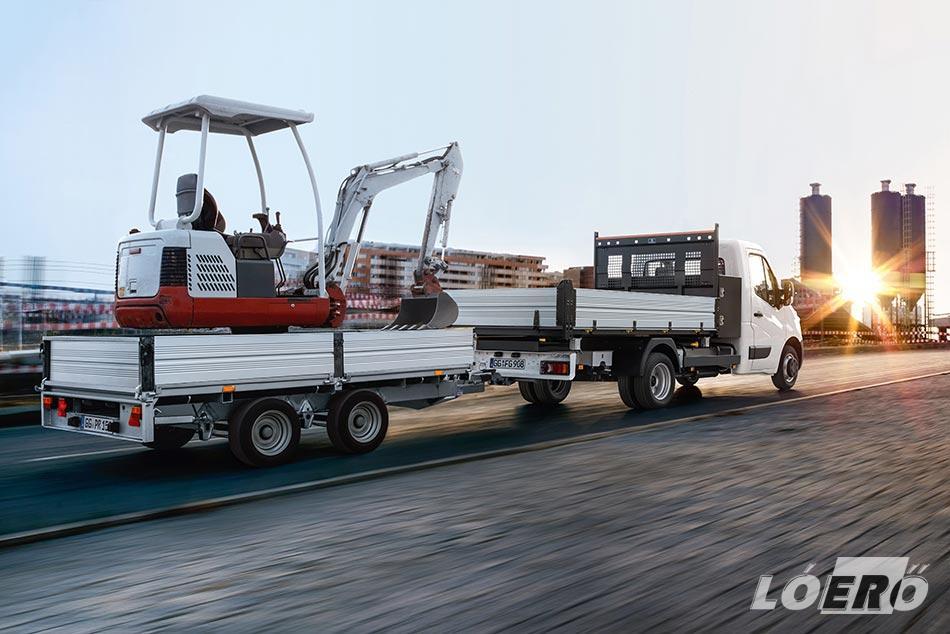 A Movano speciális kivitelei szinte minden munkafolyamatra alkalmassá teszik a járművet.