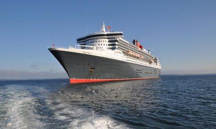 A Queen Mary hajó – Királyi fenség két felvonásban