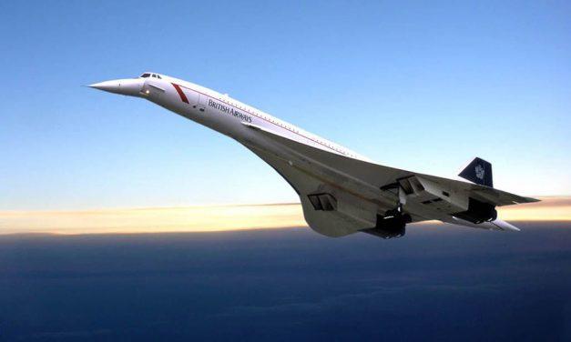 A világ leggyorsabb utasszállítója – A Concorde repülő
