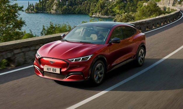 A sorminta folytatódik – Érkezik az Ford Mustang Mach-E