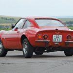 Egy halhatatlan – Opel GT 1968