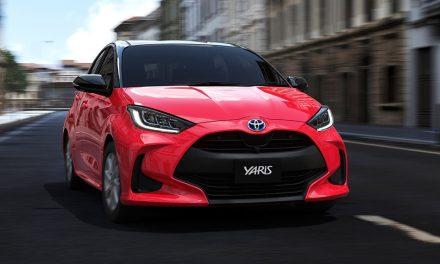 Megújul a Toyota Yaris 2020-ban