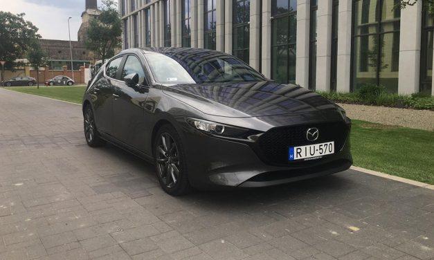Valamit nagyon tudnak – Új Mazda 3 2.0 Skyactive teszt