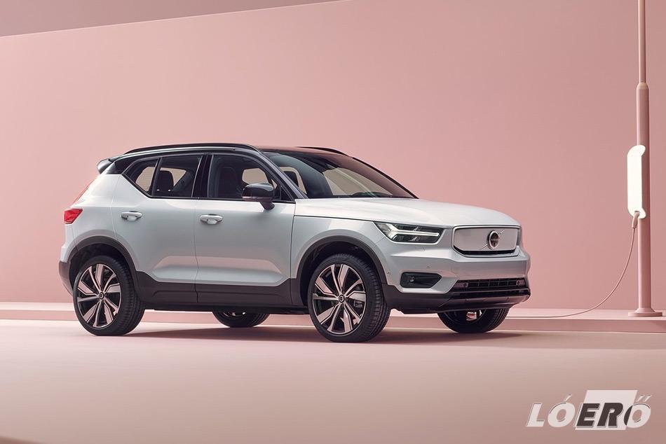 A Volvo XC40 elektromos változatát a pletykák szerint a legnagyobb X-es, az XC90 követi majd a sorban.