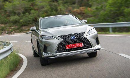 Íme, itt a Lexus RX 450H 2020-as kiadása