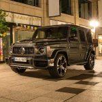Van feljebb! – Mercedes Lorinser G63