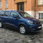 Még a nagyit is elnyelte – Peugeot Rifter 7 személyes teszt