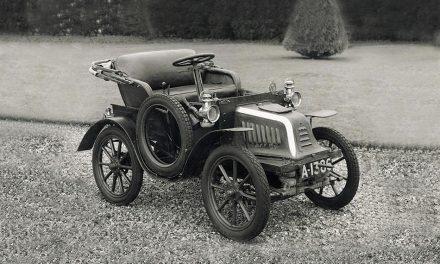Újabb régi Peugeot a kalapács alatt – Type 37