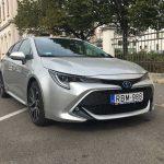Ára van, de nem a neve adja el – Toyota Corolla Touring Sports teszt
