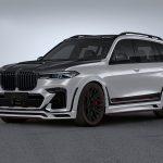 Lumma CLR X7, így sikerült a BMW X7 tuning