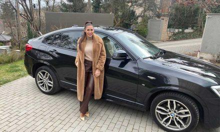 Kustánczi Lia: Vezettem már Ferrari California-t is