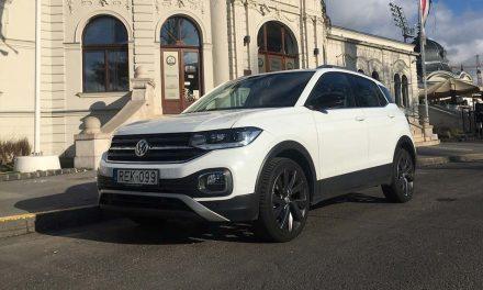Felpumpált Polo Golf áron – VW T-Cross 1.0 TSI teszt